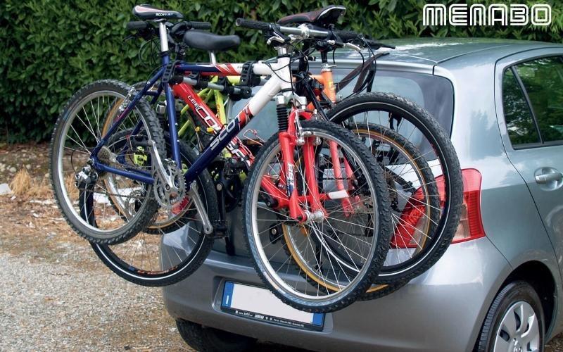 Menabo nosač za bicikle za stražnja vrata Biki ME337 -