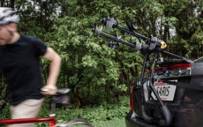 Saris nosač za bicikle za stražnja vrata Porter 2-1