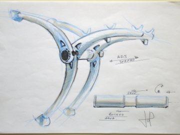Saris - Bones nosač bicikla-5