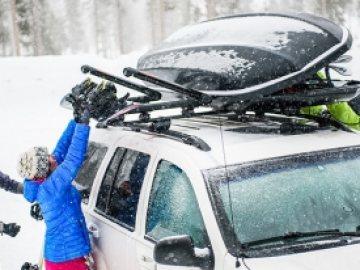 Način prijevoza skija i opreme – Menabo Mania-2
