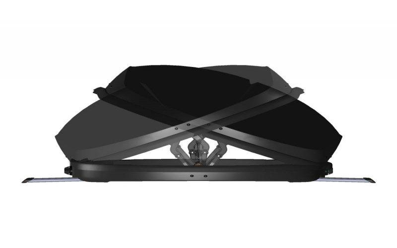 Whispbar krovna kutija WB752B    450L -