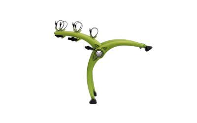 Saris nosač za bicikle za stražnja vrata Bones 3 zeleni MOCS0081-1